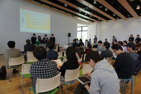 and factoryが今後のIoT社会を変えるものづくりコンテスト「第8回国際イノベーションコンテスト(iCAN'17)」の審査員として参加