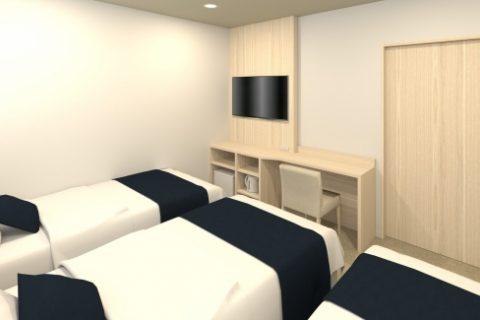 あらゆるシーンでIoT体験を生み出すIoTプラットフォーム「&IoT」を大阪・寝屋川市の「ニューコマンダーホテル」に導入
